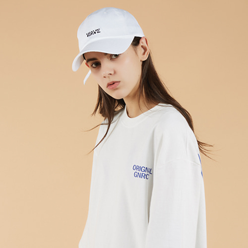 wave cap white